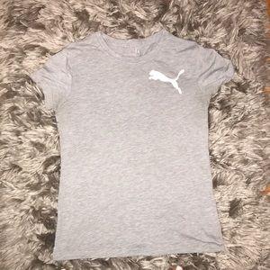 Puma short sleeve shirt